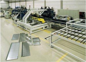 производство металлических шкафов